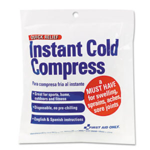 (FAOZ6005)FAO Z6005 – Cold Compress, 4 x 5 by FIRST AID ONLY, INC. (1/EA)