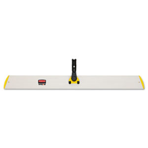 (RCPQ580YEL)RCP Q580YEL – HYGEN Quick Connect Single-Sided Frame, 36 1/10w x 3 1/2d, Yellow by RUBBERMAID COMMERCIAL PROD. (1/EA)