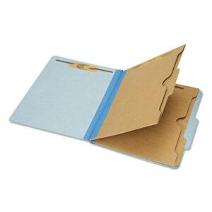 (NSN6006984)NSN 6006984 AbilityOne® SKILCRAFT® Pocket-Style Classification Folder ( Per )