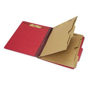 (NSN6006972)NSN 6006972 AbilityOne® SKILCRAFT® Pocket-Style Classification Folder ( Per )
