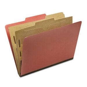 (NSN6006976)NSN 6006976 AbilityOne® SKILCRAFT® Pocket-Style Classification Folder ( Per )