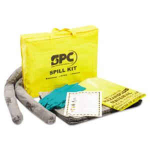 (SBDSKAPP)SBD SKAPP – SKA-PP Economy Allwik Spill Kit, 5/Carton by BRADY WORLDWIDE INC (5/CT)