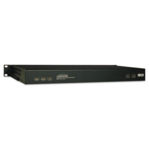 (TRPB0720161IP)TRP B0720161IP – NetCommander Cat5 KVM Switch with IP Remote Access, 16 Ports, TAA Compliant by TRIPPLITE (/)