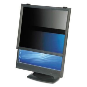 (NSN6137629)NSN 6137629 AbilityOne® SKILCRAFT® Privacy Shield® Desktop LCD Monitor Privacy Filter Made with 3M Materials ( Per )