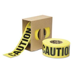 (NSN6134243)NSN 6134243 AbilityOne® SKILCRAFT® Barricade Tape ( Per )