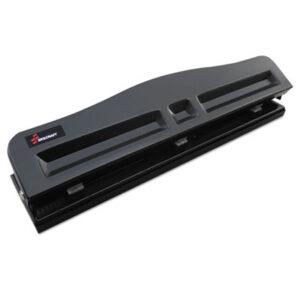 (NSN6203828)NSN 6203828 AbilityOne® SKILCRAFT® Three-Hole Punch, Light-Duty ( Per )