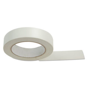 "(CSI1X36FTWH)CSI 1X36FTWH – Floor Tape, 1"" x 36 yds, White by CHAMPION SPORT (1/EA)"