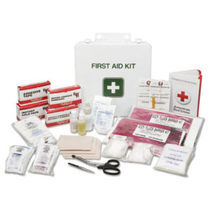 (NSN6561093)NSN 6561093 AbilityOne® SKILCRAFT® First Aid Kit – Industrial/Construction ( Per )