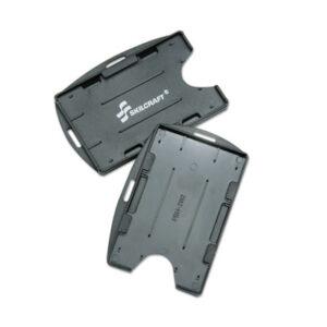 (NSN6258998)NSN 6258998 AbilityOne® SKILCRAFT® Dual-Sided ID Holder ( Per )