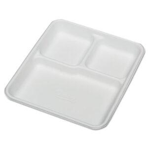 (NSN9269233)NSN 9269233 AbilityOne® SKILCRAFT® Rectangular Compartment Plates ( Per )