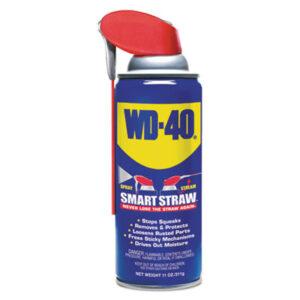 (WDF490040EA)WDF 490040EA – Smart Straw Spray Lubricant, 11 oz Aerosol Can by WD-40 (1/EA)