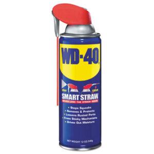 (WDF490057)WDF 490057 – Smart Straw Spray Lubricant, 12 oz Aerosol Can, 12/Carton by WD-40 (12/CT)