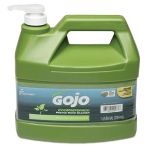 (NSN6471708)NSN 6471708 AbilityOne® GOJO® SKILCRAFT® EcoPreferred Pumice Hand Cleaner ( Per )