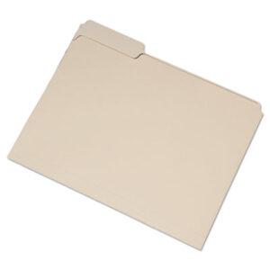 (NSN6458093)NSN 6458093 AbilityOne® SKILCRAFT® Single Tab File Folders ( Per )