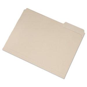 (NSN6458091)NSN 6458091 AbilityOne® SKILCRAFT® Single Tab File Folders ( Per )