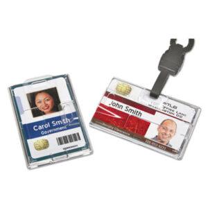 (NSN6452732)NSN 6452732 AbilityOne® SKILCRAFT® Name Badge Holder ( Per )