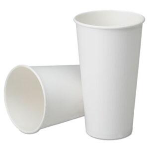 (NSN6457874)NSN 6457874 AbilityOne® SKILCRAFT® Biobased Disposable Paper Cups ( Per )