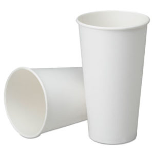 (NSN6457876)NSN 6457876 AbilityOne® SKILCRAFT® Disposable Paper Cups for Cold Beverages ( Per )
