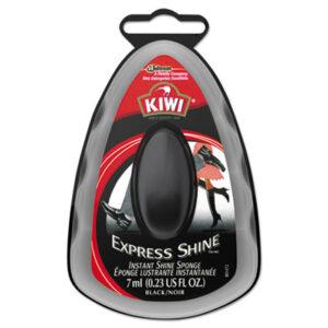 (SJN643982)SJN 643982 – Express Shine Sponge, Black, 7 mL, 12/Carton by SC JOHNSON (/)
