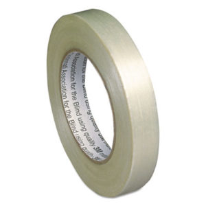 (NSN8028311)NSN 8028311 AbilityOne® SKILCRAFT® Filament/Strapping Tape ( Per )