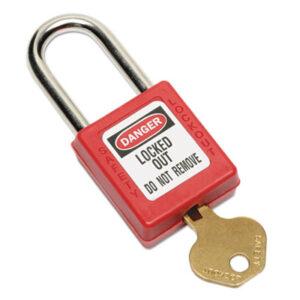 (NSN6502617)NSN 6502617 AbilityOne® SKILCRAFT® Lockout Tagout Padlocks ( Per )