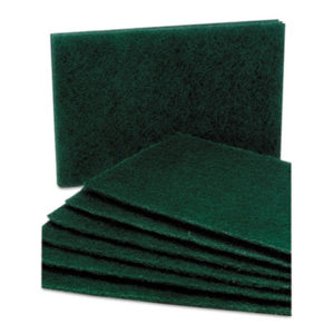 (NSN7535242)NSN 7535242 AbilityOne® SKILCRAFT® Light Cleaning Scouring Pad ( Per )