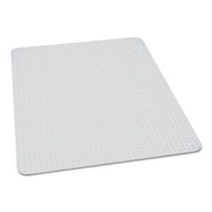 (NSN6568318)NSN 6568318 AbilityOne® SKILCRAFT® Biobased Chair Mat for High Pile Carpet ( Per )