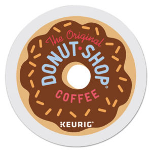 (DIE60052101)DIE 60052101 – Donut Shop Coffee K-Cups, 24/Box by KEURIG GREEN MOUNTAIN (/)