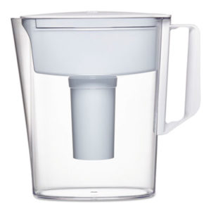 (CLO36089EA)CLO 36089EA – Classic Water Filter Pitcher, 40 oz, 5 Cups by CLOROX SALES CO. (1/EA)