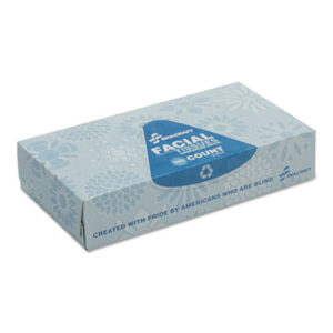 (NSN7935425)NSN 7935425 AbilityOne® SKILCRAFT® Facial Tissue ( Per )