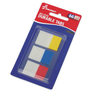 (NSN6614493)NSN 6614493 AbilityOne® SKILCRAFT® Self-Stick Tabs and Page Markers ( Per )