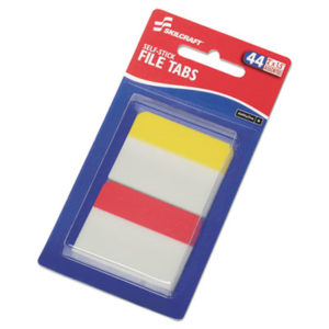 (NSN6614494)NSN 6614494 AbilityOne® SKILCRAFT® Self-Stick Tabs and Page Markers ( Per )