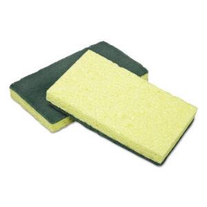 (NSN6634340)NSN 6634340 AbilityOne® SKILCRAFT® Cellulose Scrubber Sponge ( Per )