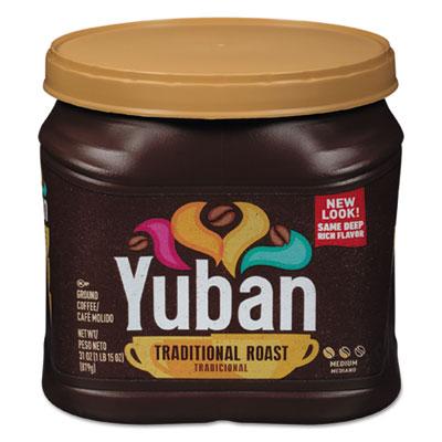 (YUB04707)YUB 04707 – Original Premium Coffee, Ground, 31 oz Can by KRAFT FOODS, INC (1/EA)