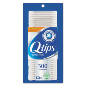 (UNI17900CT)UNI 17900CT – Cotton Swabs, Antibacterial, 300/Pack, 12/Carton by UNILEVER (12/CT)