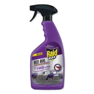 (SJN305735)SJN 305735 – Bed Bug and Flea Killer, 22 oz Bottle, 4/Carton by SC JOHNSON (4/CT)