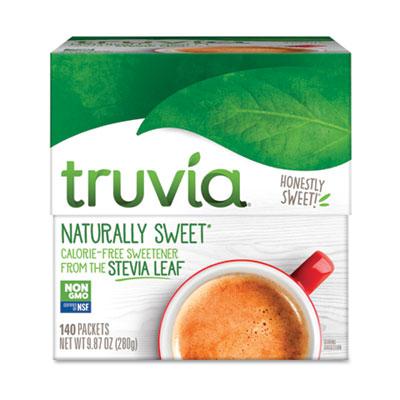(TRU8845)TRU 8845 – Natural Sugar Substitute, 140 Packets/Box by FIVE STAR DISTRIBUTORS, INC. (140/BX)