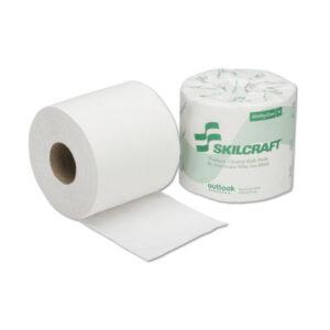 (NSN6308729)NSN 6308729 AbilityOne® SKILCRAFT® Toilet Tissue ( Per )