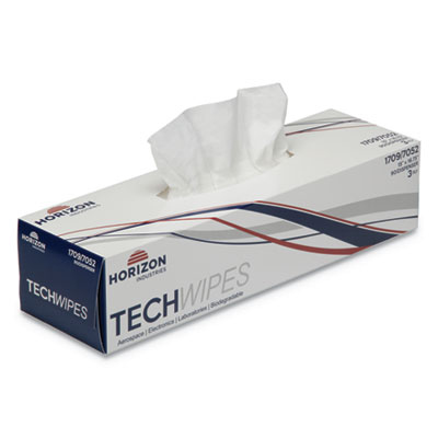 (NSN9651709)NSN 9651709 AbilityOne® SKILCRAFT® TechWipes Biodegradable Electronics Tissue ( Per )