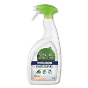 (SEV44723EA)SEV 44723EA – All-Purpose Cleaner, Free and Clear, 32 oz Spray Bottle by SEVENTH GENERATION (1/EA)