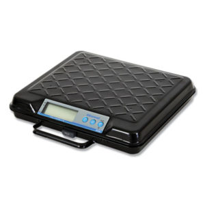 (SBWGP250)SBW GP250 – Portable Electronic Utility Bench Scale, 250lb Capacity, 12 x 10 Platform by SALTER BRECKNELL (1/EA)