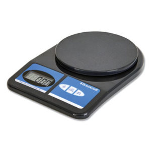 """(SBW311)SBW 311 – Model 311 — 11 lb. Postal/Shipping Scale, Round Platform, 6"""" dia by SALTER BRECKNELL (1/EA)"""