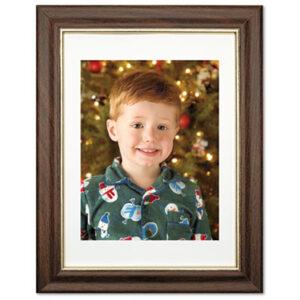 (NSN9031843)NSN 9031843 AbilityOne® SKILCRAFT® Style B-Walnut Vinyl Wrapped Frames ( Per )