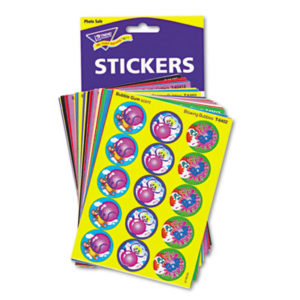 (TEPT089)TEP T089 – Stinky Stickers Variety Pack, General Variety, 480/Pack by TREND ENTERPRISES, INC. (480/PK)