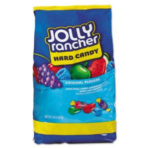 (JLR884243)JLR 884243 – Original Hard Candy, Assorted Fruit Flavors, 5 lb Bag by THE HERSHEY COMPANY (1/EA)