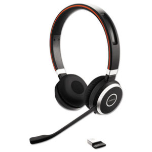 (JBR6599829409)JBR 6599829409 – EVOLVE 65 UC Binaural Over-the-Head Headset by GN NETCOM, INC. (/)