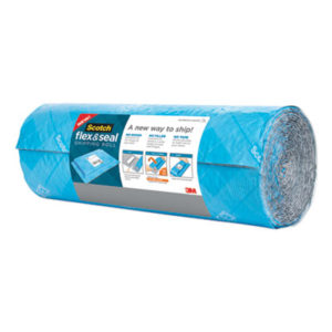 """(MMMFS1520)MMM FS1520 – Flex and Seal Shipping Roll, 15"""" x 20 ft, Blue/Gray by 3M/COMMERCIAL TAPE DIV. (1/RL)"""