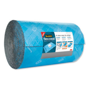 """(MMMFS15200)MMM FS15200 – Flex and Seal Shipping Roll, 15"""" x 200 ft, Blue/Gray by 3M/COMMERCIAL TAPE DIV. (1/RL)"""
