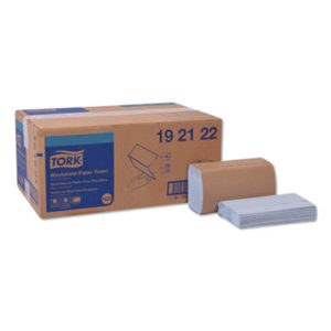 (TRK192122)TRK 192122 – Windshield Towel, 9.13 x 10.25, Blue, 140/Pack, 16 Packs/Carton by ESSITY (16/CT)