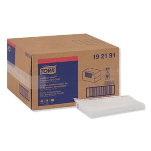 (TRK192191)TRK 192191 – Foodservice Cloth, 13 x 24, White, 150/Carton by ESSITY (150/CT)